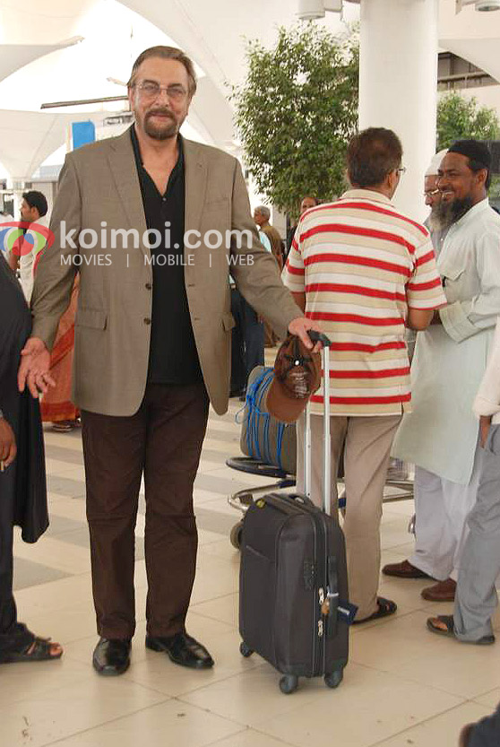 Kabir Bedi Back From IIFA
