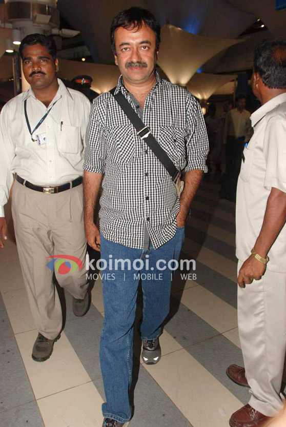Rajkumar Hirani Back From IIFA