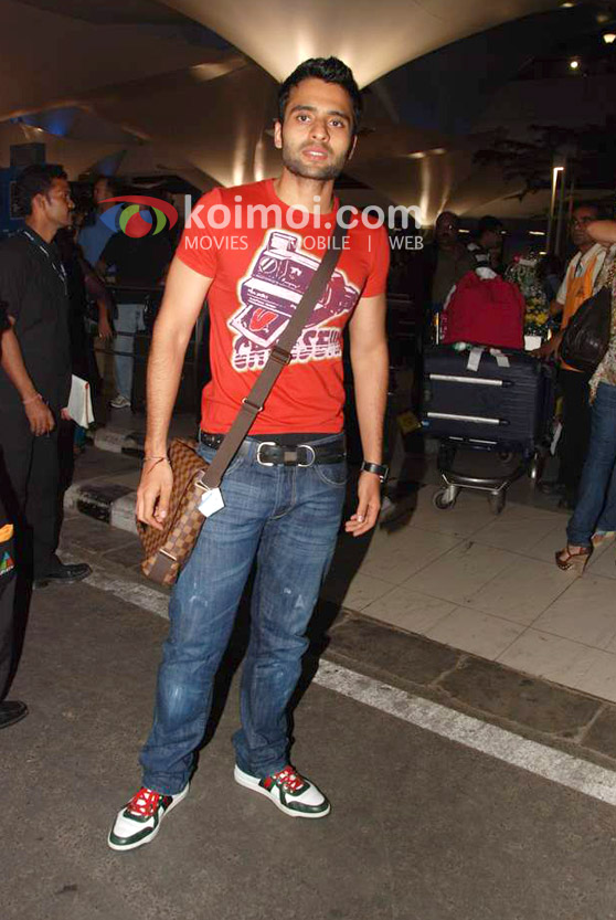Jackky Bhagnani Back From IIFA