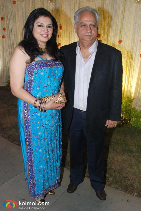 Vivek & Priyanka Oberoi's Wedding Reception