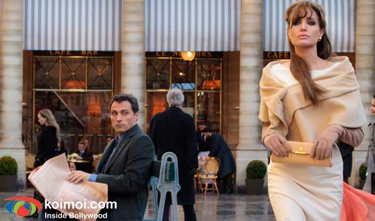 Angelina Jolie, Johnny Depp 'The Tourist' Stills