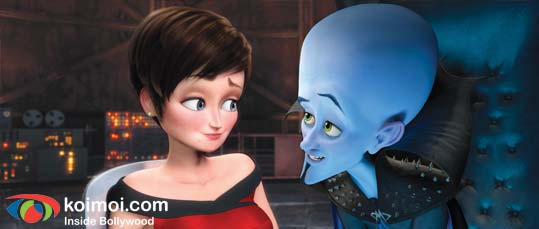 Megamind Review (Megamind Movie Still)
