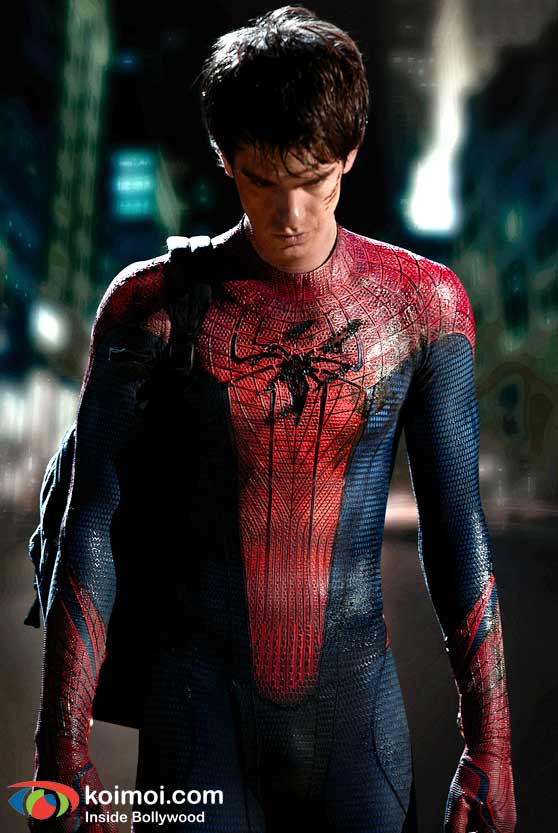Andrew Garfield Is The New Spider-Man