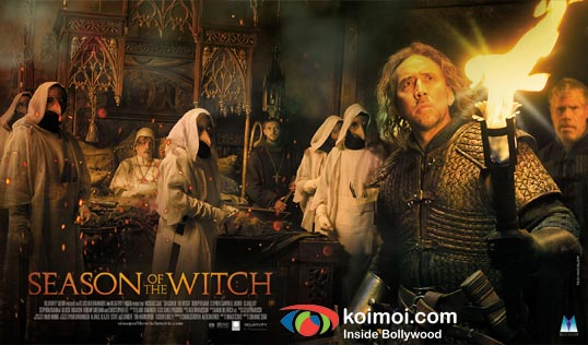 Season Of The Witch Movie Wallpaper