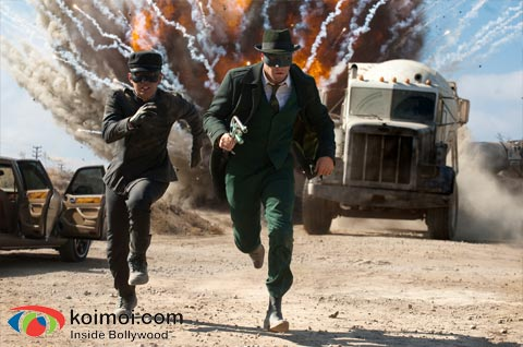 The Green Hornet Movie Still