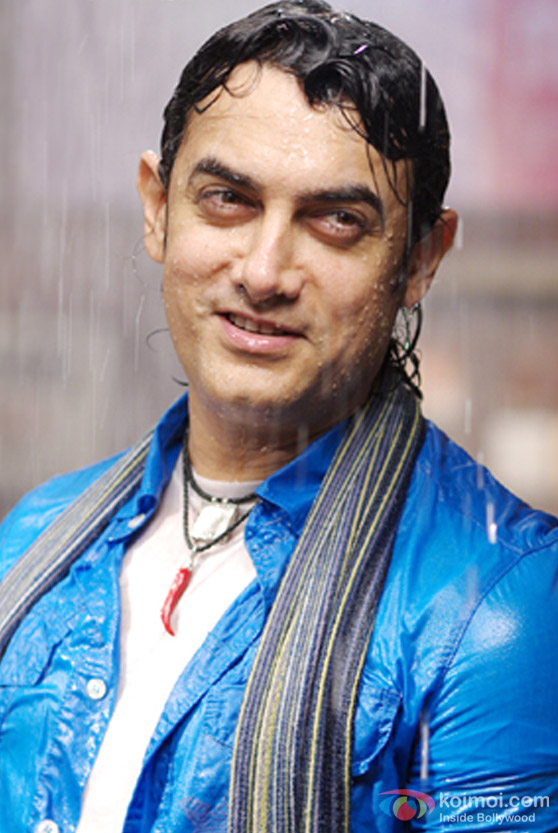 Aamir Khan in Fanaa Movie