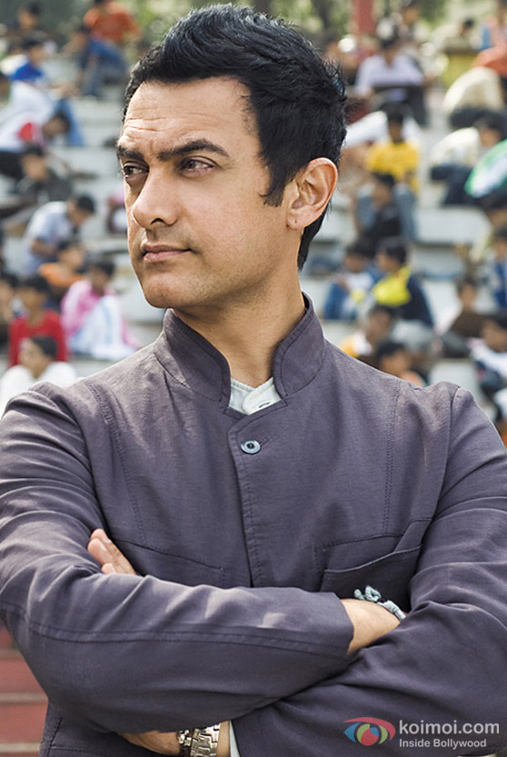 Aamir Khan in Taare Zameen Par Movie