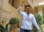 Aamir Khan Celebrate His 46th Birthday With Media