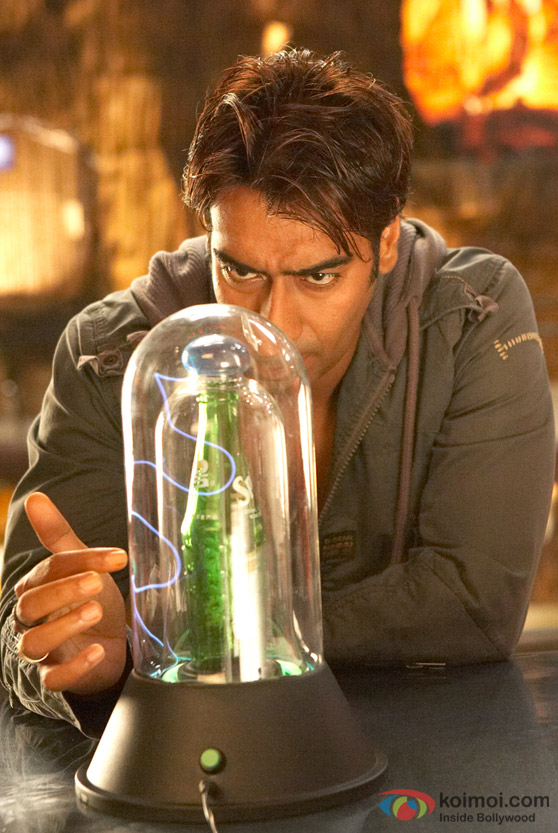 Ajay Devgan in Sunday Movie