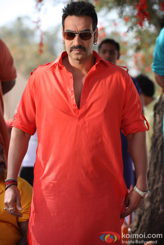 Ajay Devgan in Bol Bachchan Movie