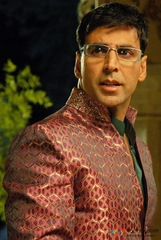 Akshay Kumar in Bhool Bhulaiyaa Movie