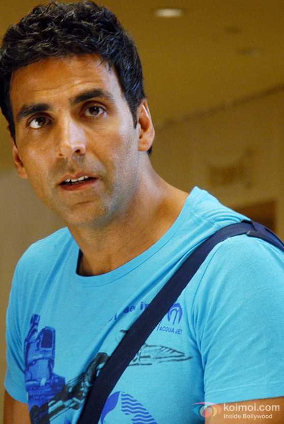 Akshay Kumar in De Dana Dan Movie