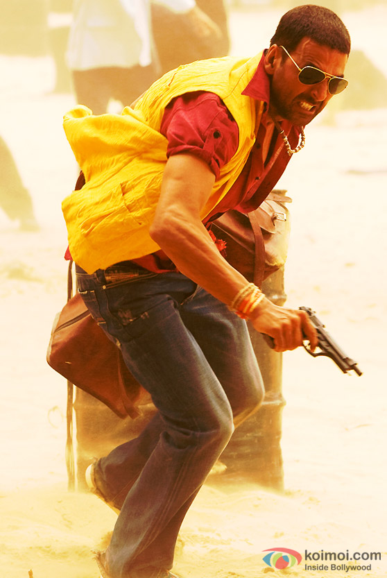 Akshay Kumar in Tashan Movie