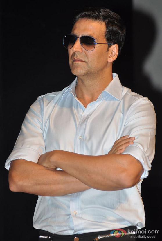 Akshay Kumar Stylish Look