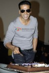 Akshay Kumar Celebrate His Birthday