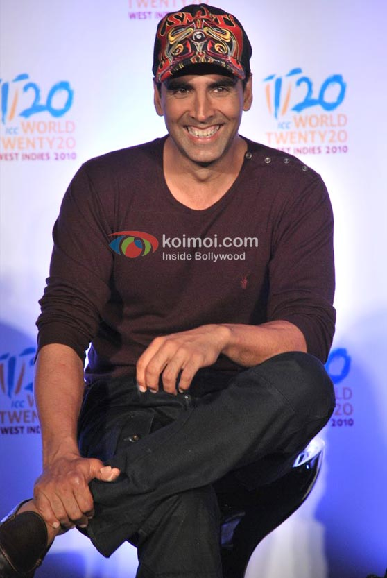 Akshay Kumar Promote Housefull-ICC T20 World Cup Event
