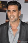 Akshay Kumar at the BIG Star Entertainment Awards 2012