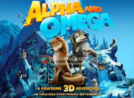 Alpha And Omega Review (Alpha And Omega Movie Wallpaper)