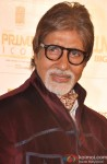Amitabh Bachchan at the Big CBS Prime's definitive show