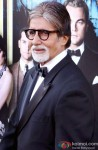 Amitabh Bachchan at the world premiere of The Great Gatsby