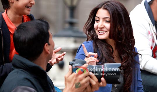 Anushka Sharma (Patiala House Movie Stills)