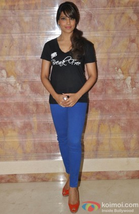 Bipasha Basu at Break Free DVD Launch Event