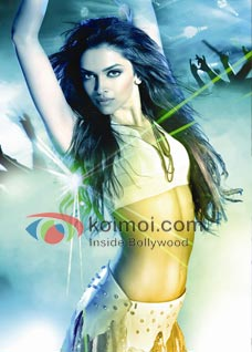Deepika Padukone's Item Seductive Number (Dum Maaro Dum Movie Stills)