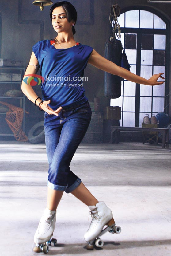 Deepika Padukone in Lafangey Parindey Movie