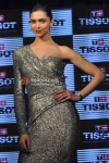 Deepika Padukone At New Collection Of Tissot Watches Launch Event