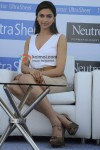 Deepika Padukone At Neutogena Largest Umbrella Mosaice Press Conference Event