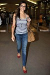 Deepika Padukone Return From 'Break Ke Baad' Movie Premiere