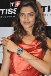 Deepika Padukone Launch New Tissot Watches