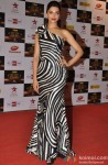 Deepika Padukone at the Red Carpet of Big Star Awards