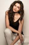 Deepika gives a gracefully stylish pose