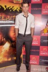 Hrithik Roshan Promote 'Agneepath' Movie At Mc Donalds