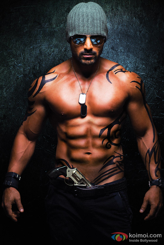 John Abraham in shades in Force Movie