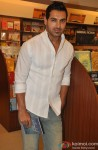John Abraham Launches Tahira Kashyap's book 'Souled Out'