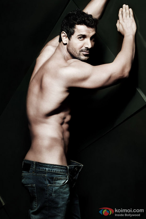 John Abraham Body Photoshoot
