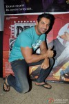 John Abraham At 'Desi Boyz' Movie Screening