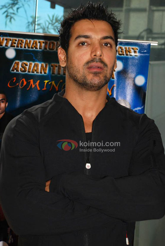Star crossed John Abraham