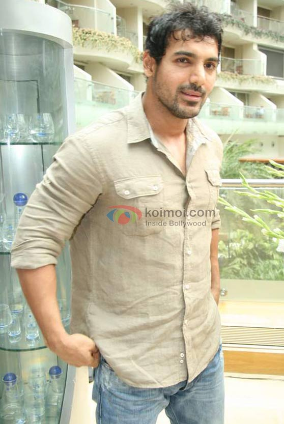 John Abraham At Blush Clinic's 16th Anniversary Event