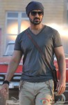John Abraham on the sets of 'I Me Aur Main'