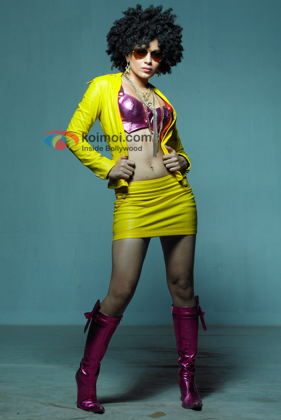 Kangana Ranaut in No Problem Movie