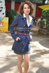 Kangana Ranaut At Mahurat Of 'Double Dhamaal' Movie