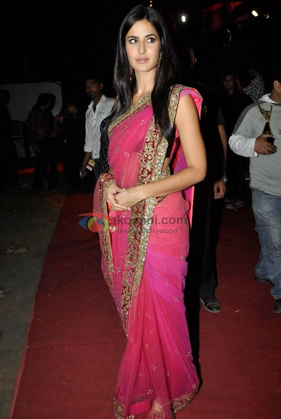 Katrina Kaif At 6th Apsara Film And Television Producers Guild Awards Event