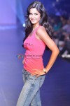 Katrina Kaif At HDIL India Couture Week 2010 For Being Human Show Event