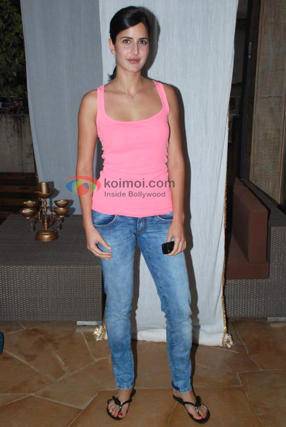 Katrina Kaif At Twinkle Khanna's The White Window Launch Event