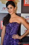 Katrina Kaif at Hello Hall of Fame Awards 2012