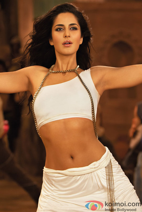 Katrina Kaif hot Dance Still From Ek Tha Tiger Movie