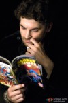 Neil Nitin Mukesh reads a comic in Aa Dekhen Zara Movie